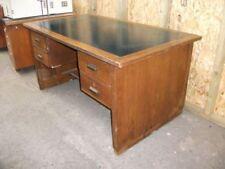 Oak Vintage/Retro Desks Furniture