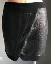 Solid Plus Size Mini Skirts for Women