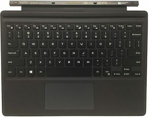 NEW Dell Travel Keyboard - with touchpad PC90-BK-ENGINT  Latitude 5285 / 5290