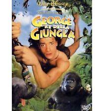 DISNEY DVD George re della giungla - 2° BV raro
