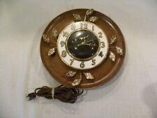 Vintage United Wall Clock Model 45
