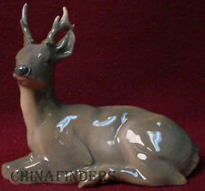 Royal Copenhagen china Stag deer 756 Figurine