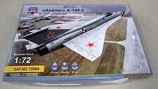 """MIG-21   """"Analog"""" A-144-2    1/72  by Modelsvit  # 72004"""