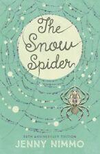 The Snow Spider,Jenny Nimmo