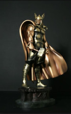 THOR MUSEUM FAUX BRONZE STATUE BY BOWEN DESIGNS (FACTORY SEALED,MIB)