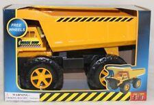 Tonka Diecast Dump Trucks