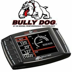 Bully Dog Triple Dog GT Gas Tuner fits 05-13 Nissan & Infiniti I4 / V6 / V8