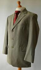 Three Button Woolen Regular Length Suits & Tailoring for Men
