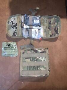 US ARMY OCP MULTICAM IFAK II STOCKED