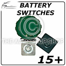 Battery Switches Renault Range Trafic/Twizy/Vel Satis/Zoe etc 15(+) Pack 10280