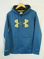 Under Armour UA Men's Storm Armour Fleece Big Logo Men's Hoodie Size S 1259632