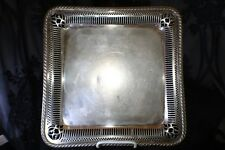 Gorham Co Silver Soldered 1876 Tray