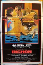 """INCHON"" 1950 Invastion During Korean War by General Douglas MacArthur - poster"