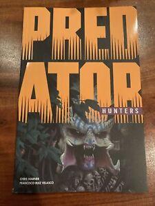 Predator Hunters,TPB,Warner&Velasco, Dark Horse, NM