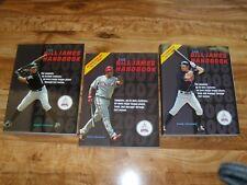 The Bill James Handbook 2006 2007 2008 all three years