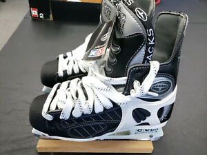 CCM Tacks 652 ProLite 3 Ice Hockey Skates Size 7 D new old stock