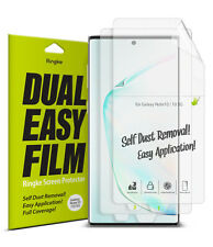 Galaxy Note 10, Note 10 Plus Screen Protector Ringke [Dual Easy Full Cover] Film
