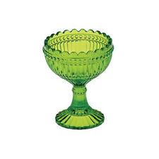 Cristalería de color principal verde cristal para cocina, comedor y bar