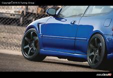 Honda Civic 92-95 HB/Coupe Satz Kotflügel links + rechts, Fenders - GFK