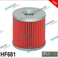 2011 For HYOSUNG GT650 EFI HIFLO Oil Filter - 21