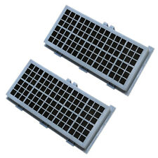 2x HQRP H12 Filters for Miele AH 30 / SF-AH30 / 7226160 / 4854916 / 4306919