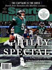 2018 Philadelphia Eagles Sports Illustrated Magazine Nick Foles Super Bowl LII