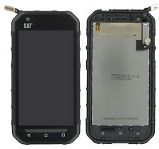 100% Original CAT S30 Display LCD Touchscreen Black Schwarz Wie Neu
