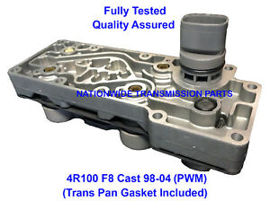 4R100 SOLENOID PACK LINCOLN NAVIGATOR 99-04 (PWM) PAN GASKET INCLUDED