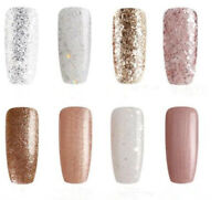 BORN PRETTY 6ML Glitter UV Gel Nail Polish UV LED Soak off  Gel Nails