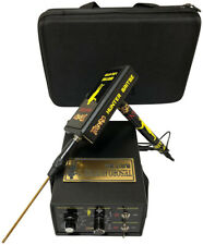 BRITBE Tesoro Hunter - Professional Deep Geolocator Metal Detector for Gold