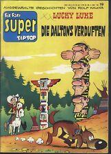 Fix + Foxi Super Nr.19 von 1969 Lucky Luke - Z1-2 KAUKA COMICHEFT Morris