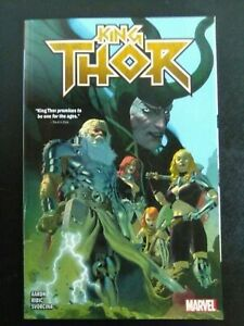 King Thor Marvel Comics Trade Paperback