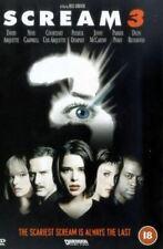 Very Good, Scream 3 [DVD] [2000], , DVD
