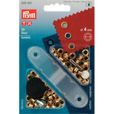 Prym Eyelets and Washers With Fixing Tool - Size and Colour Choice