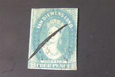 Stamps Tasmania #13 Used (lot i )