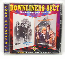 Downliners Sect: The Sect/The Rock Sect's In ~ NEW CD (1999, See For Miles (UK))