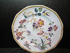 "Wedgwood devon Rose Georgetown Collection Dinner Plate 10 1/4"""