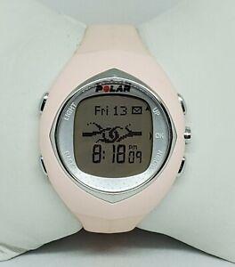 Ladies Polar F6 Pink Training Computer Watch A6