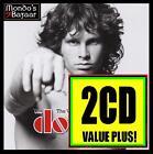 DOORS (2 CD) 40th ANNIVERSARY VERY BEST OF ~ 60's ACID ROCK ~ JIM MORRISON *NEW*