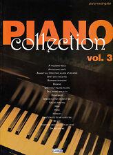 Colección De Piano Volumen 3 Piano Voz y Guitarra Pop Libro De Partituras