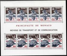 1988 MONACO BLOC N°41 DENTELE EUROPA xx