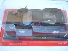 DIE CAST ENZO FERRARI  NERA scala 143