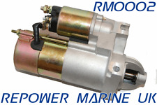 Démarreur Moteur & Boulons, Mercruiser, Volvo Penta, Omc 3862308 , 50-806965A4