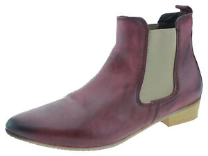 Heine 150945 Ankle Boots rot bordeaux EUR 39
