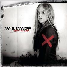 AVRIL LAVIGNE : UNDER MY SKIN (CD) sealed