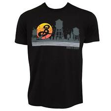 Brooklyn Brewery Water Towers Men's T Shirt Black
