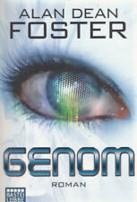 Alan Dean Foster - Genom - Science-Fiction - Fantasy - Thriller - TB 2012