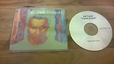 CD Pop Kai Tracid - Trance & Acid (1 Song) Promo NO LABEL sc
