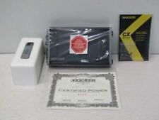Kicker Cx Series Cxa1200.1 1200W Mono Subwoofer Amplifier