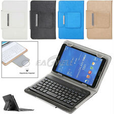 For Samsung Galaxy Tab A 8.0 T290 / 10.1 T510 Tablet Leather Case Keyboard Cover